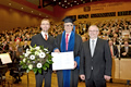 Man of action and visionary: Friedhelm Loh receives honorary doctorate from the Technical University of Chemnitz